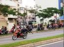 'Quái xế' chặn đại lộ giữa trưa để đua xe ở Sài Gòn