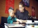 Hồ Ngọc Hà: Sinh nhật này vắng nụ hôn của con