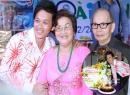 Hoài Linh xúc động khi bố mẹ xuất hiện trong ngày sinh nhật lần thứ 46
