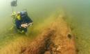 Phát hiện khu rừng tiền sử 10.000 năm tuổi dưới biển Bắc