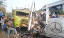 Vụ tai nạn 9 người chết ở Thanh Hóa: Tài xế ngủ gật