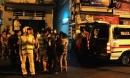 Hàng trăm cảnh sát bao vây, truy lùng kẻ tình nghi sát hại ca sĩ hội chợ