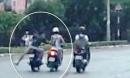 Trăm cảnh sát và người dân truy bắt 2 tên cướp như phim hành động