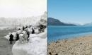 Sự thay đổi kinh ngạc của trái đất trong 100 năm qua