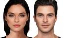 Tìm ra gương mặt của 'người đàn ông và phụ nữ đẹp nhất thế giới'
