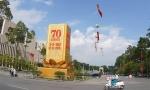 Ngắm nhìn Hà Nội rực rỡ cờ hoa mừng Quốc Khánh
