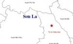 Động đất 3,4 độ richter ở Sơn La