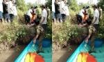 Canô chở 9 người gãy đôi trên sông Cà Mau, nhiều người thương vong