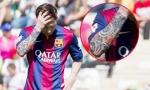 Các hình xăm trên người Messi có ý nghĩa gì?