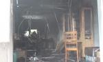 Ảnh hiện trường 4 người trong gia đình chết cháy sau tiệc sinh nhật ở Bình Dương