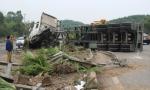 Tai nạn nghiêm trọng trên cao tốc Thái Nguyên