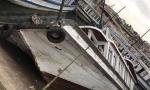 Đắm tàu du lịch 48 chỗ tại Cảng tàu du lịch quốc tế Tuần Châu