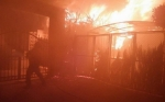 Bắt gã con rể phóng hỏa đốt nhà mẹ vợ trong đêm