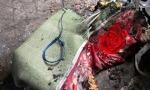 Quấn dây điện tự tử gây cháy cả phòng trọ