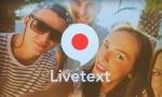 Yahoo trình làng ứng dụng nhắn tin Livetext cực dị