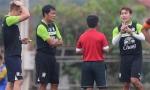 U19 Việt Nam nhường sân tập cho Thái Lan