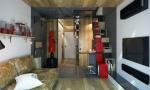 Căn hộ 18m² cực thoáng mát nhờ thiết kế hợp lý đến từng centimet