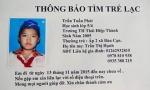 Một học sinh 10 tuổi mất tích bí ẩn
