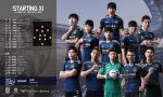 Xuân Trường được Incheon United đưa vào đội hình xuất phát