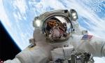 Ảnh hiếm về cuộc sống của các nhà du hành vũ trụ