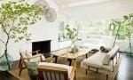 Mê mệt với những mẫu phòng khách vừa xanh vừa đẹp