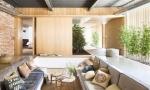 Thiết kế ngôi nhà đầy ắp nắng gió và cây xanh mát lộng