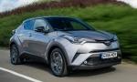Toyota C-HR giá 514 triệu đồng bán chạy nhất Nhật Bản