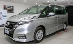 Nissan Serena S-Hybrid 2018 ra mắt, giá hơn 800 triệu đồng