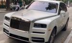 Siêu xe Rolls-Royce Cullinan 45 tỷ về tay đại gia Hà Nội