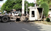 tai-xe-tu-vong-trong-cabin-xe-dau-keo-bi-bien-dang-sau-tai-nan-273926.html