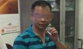 clip-ghi-lai-canh-nguoi-dan-ong-co-hanh-dong-la-voi-co-gai-trong-ham-chung-cu-340296.html
