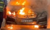 xe-mercedes-boc-chay-tro-khung-tren-cau-bach-dang-357609.html