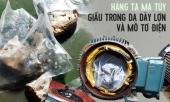 canh-sat-dot-kich-pha-chuyen-an-hon-500kg-ma-tuy-giau-trong-da-day-lon-mo-to-dien-373009.html