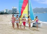 Du lịch dịp nghỉ lễ 30/4 - 1/5: Biển Nha Trang vẫn là lựa chọn số 1 !