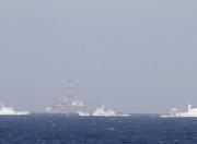 Tình hình biển Đông tối 9/6: Trung Quốc tiếp tục tăng tàu chiến ở khu vực giàn khoan trái phép