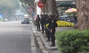 Trước giờ G, khách sạn tổ chức thượng đỉnh Mỹ-Triều dày đặc lực lượng an ninh