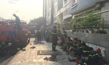 Lời kể của nhân chứng: 'Chuông báo cháy không hề reo, khói lên tầng 14 chúng tôi mới biết'