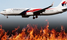"""Máy bay MH370 bốc cháy nhiều giờ trên trời như """"quan tài bay""""?"""