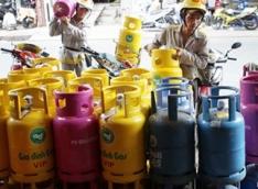 Giá gas giảm 40.000 đồng mỗi bình từ ngày 1/11