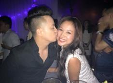 Lộ ảnh Cao Thái Sơn ôm hôn Thanh Vân Hugo trong quá khứ