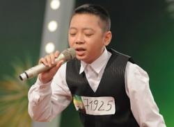 Tìm kiếm tài năng Việt Nam tập 3: Rơi nước mắt với cậu bé hát My heart will go on