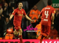 Video Liverpool - Anzhi: