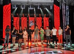 Liveshow 5 The Voice - Giọng hát Việt 2012: Trần Lập sáng suốt khi không cứu Bảo Anh?