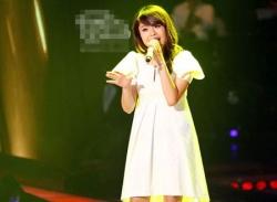 Liveshow 6 The Voice - Giọng hát Việt 2012: Thái Trinh bất ngờ ra về