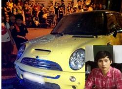 Nóng: Nguyên Vũ lái xe gây tai nạn đâm thẳng vào nhà dân