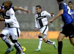Video Parma - Inter: Trừng phạt!