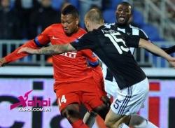 Video Partizan - Inter: Bùng nổ hiệp 2