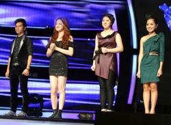 Gala 7 Vietnam Idol 2012: Mỹ Tâm nhảy