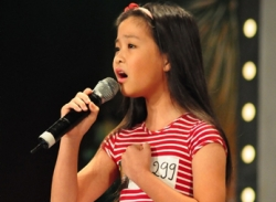 Vietnam's Got Talent tập 8: Ban giám khảo lặng người trước em bé 9 tuổi