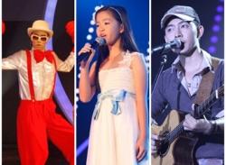 14 gương mặt lọt vào chung kết Vietnam's Got Talent